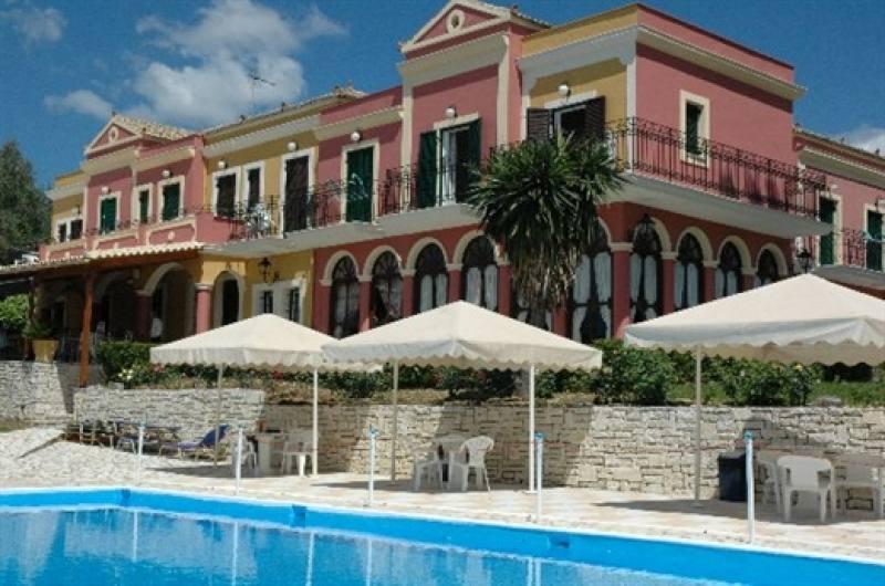 Appartementen Ionian Arches - Gouvia - Corfu